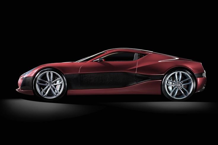 """The Concept One """"Electric Supercar"""" / Rimac"""