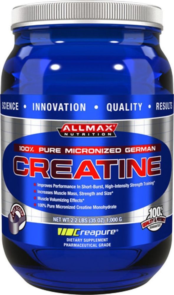 Save extra on shipping cost & quantity discount   When you buy more items in one invoice  Buy 1-5 ALLMAX NUTRITION 100% Pure Micronized German Creatine 100-400-1000 G  #ALLMAXNUTRITION