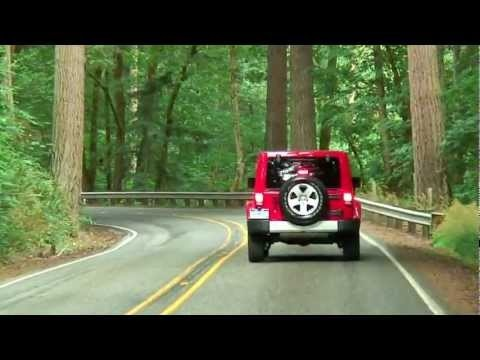 2012 Jeep Wrangler & Wrangler Unlimited, On The Road