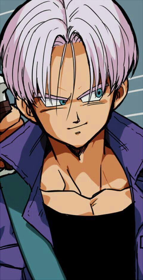 Future Trunks Dragon Ball Z
