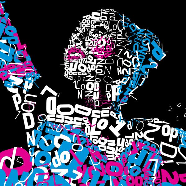Outstanding Typographic Color Art Project