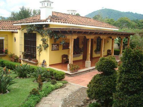 17 ideas about casas coloniales on pinterest exteriores - Casas con estilo ...