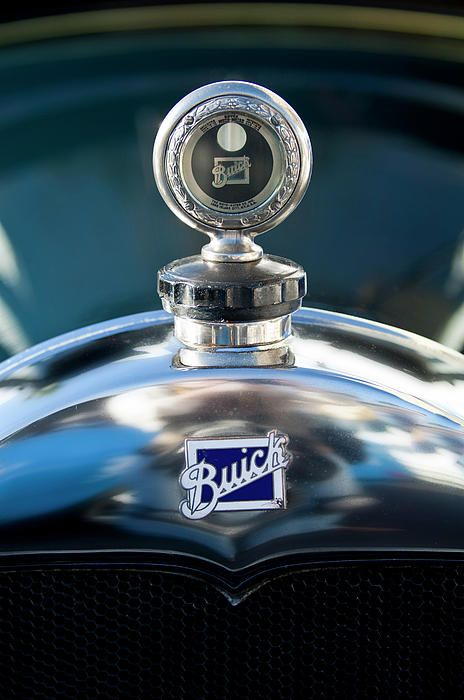 1928 Buick Hood Ornament