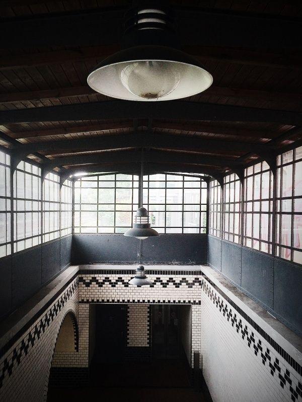 #berlin #tegel #trainstation #lamps | polarstern | VSCO Grid