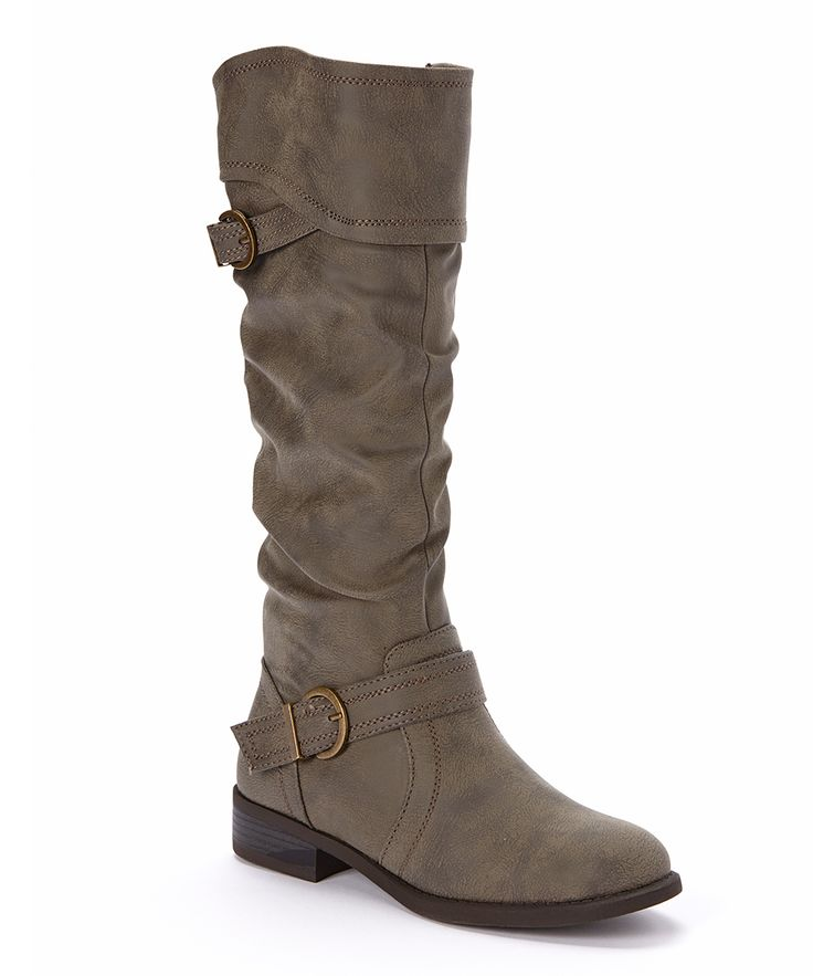Stone Lariat Boot | zulily