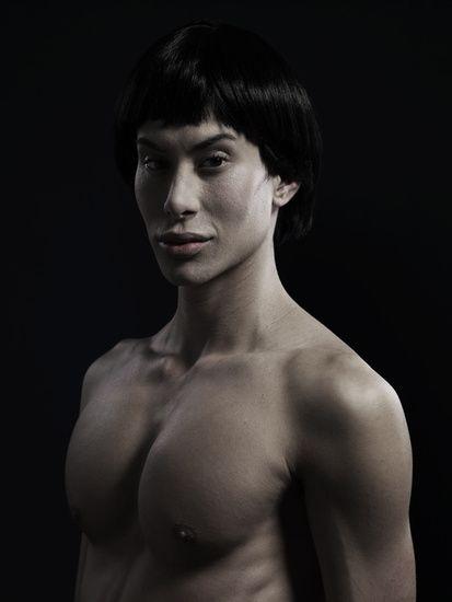 Mr Toledano : A new kind of beauty-Justin