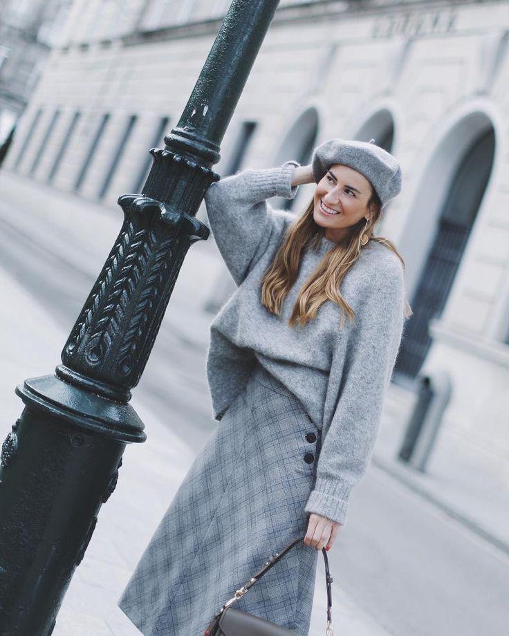 "5,318 Gostos, 116 Comentários - Silvia García BARTABAC (@bartabacmode) no Instagram: ""All grey everything kind of day. 🐩 #bartabacmode"""
