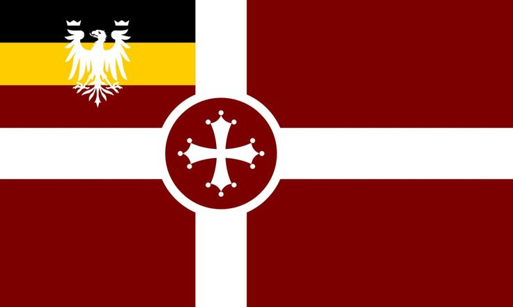 Empire of Laeria and Vold civil ensign by SoaringAven
