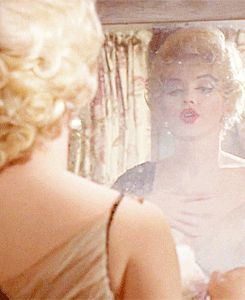 Marilyn Monroe in The Prince and the Showgirl. 1957