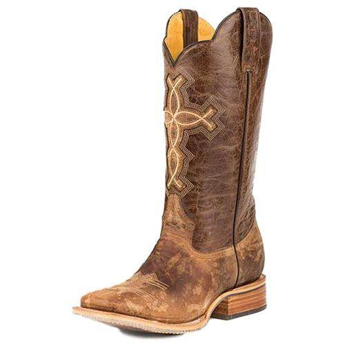 Tin Haul Western Boots Mens Vintage   14-020-0007-0222 BR
