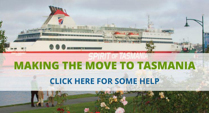 Start Here – Making the Move to Tasmania