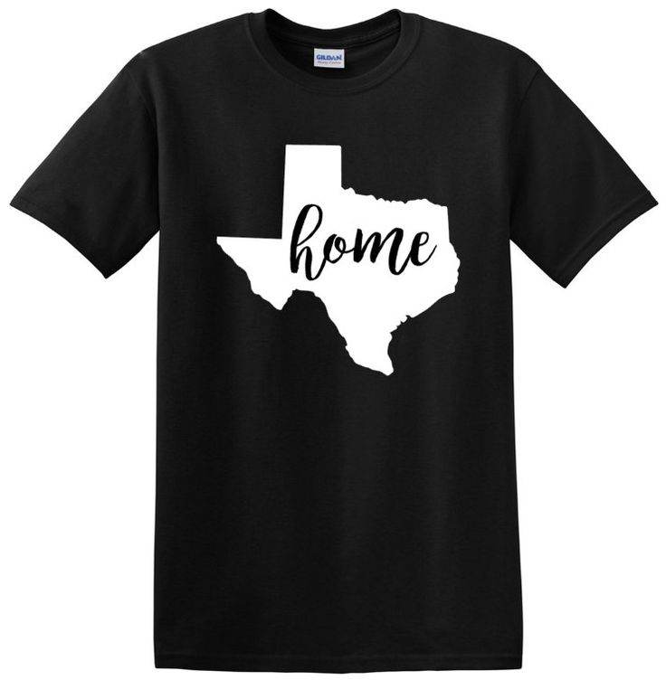 Texas home shirt,  Texas shirt, Texas tshirt, Texas gift,  Texas t shirt by AweBeeDesigns on Etsy