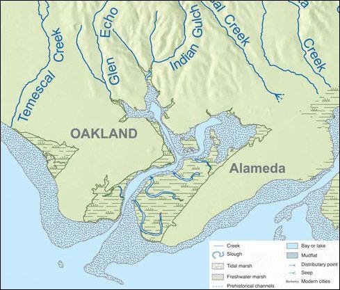 35 best lake merritt maps images on pinterest