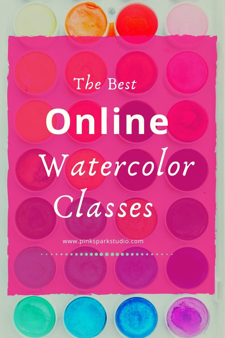 Best Online Watercolor Classes Online Art Classes Watercolour