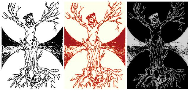 Jurnal A: Arborele Vieții - triptih