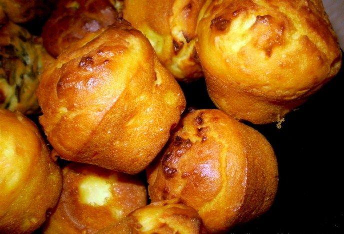 Magazin-Recepti: PRIREMA SAMO 2 MINUTA: Najjednostavnije meke kukuruzne projice sa feta sirom !