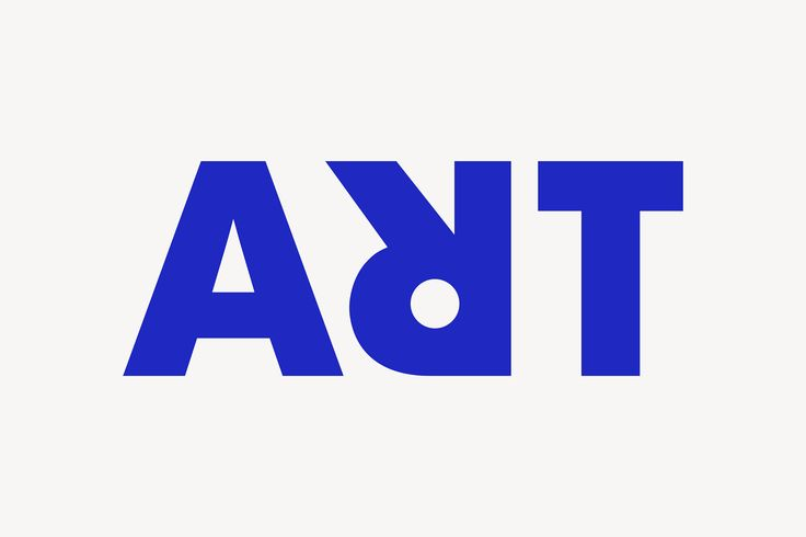 Wordmark for global contemporary art platform ArtRabbit by Bond, United Kingdom,