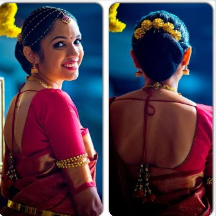 Pin By Preeti Patil On Marathi Wedding | Pinterest | Bridal Hairstyles Hair Buns And Indian ...