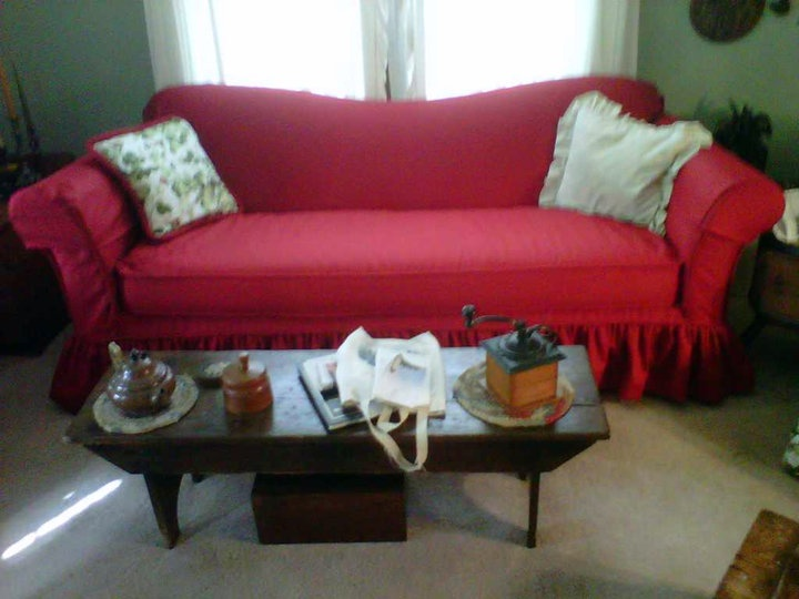 28 Best My Slipcover Creations Images On Pinterest Sofa