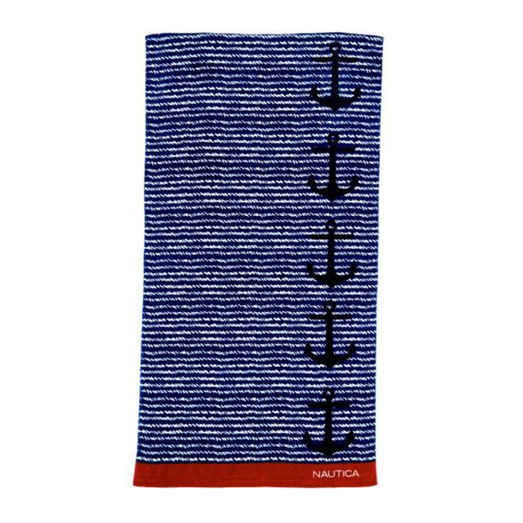 Nautica | White stamp