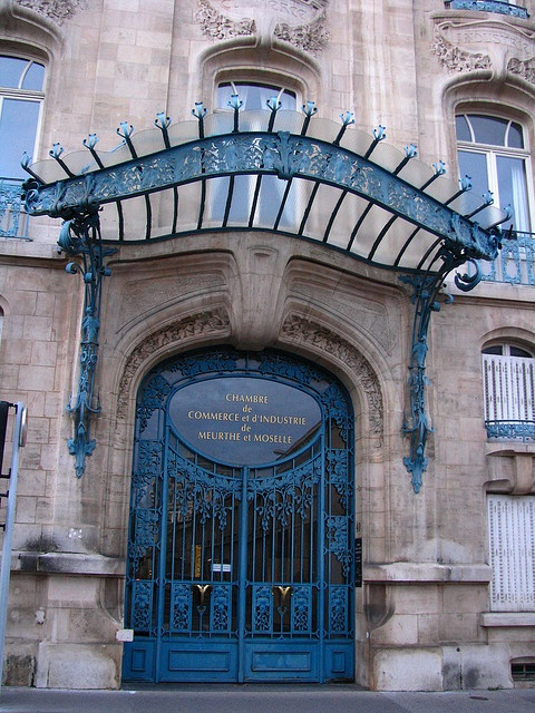 458 best images about art nouveau paris nancy for Chambre commerce strasbourg