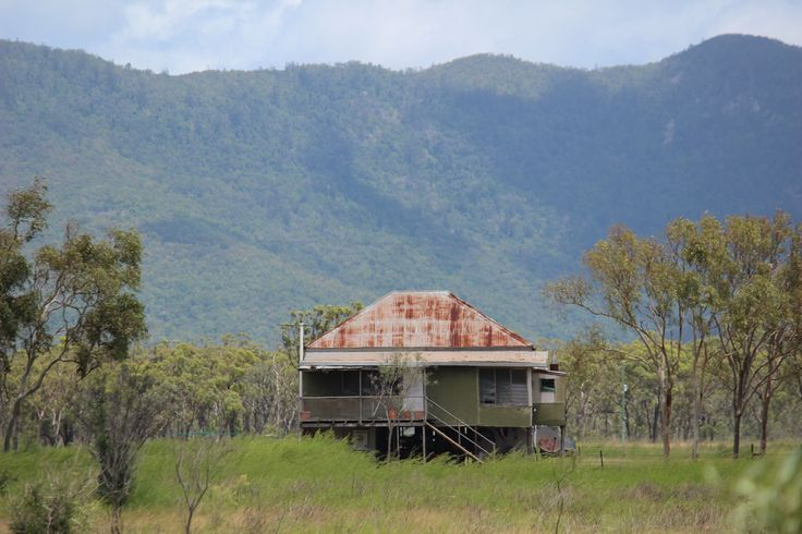 Old farmhouse Queensland