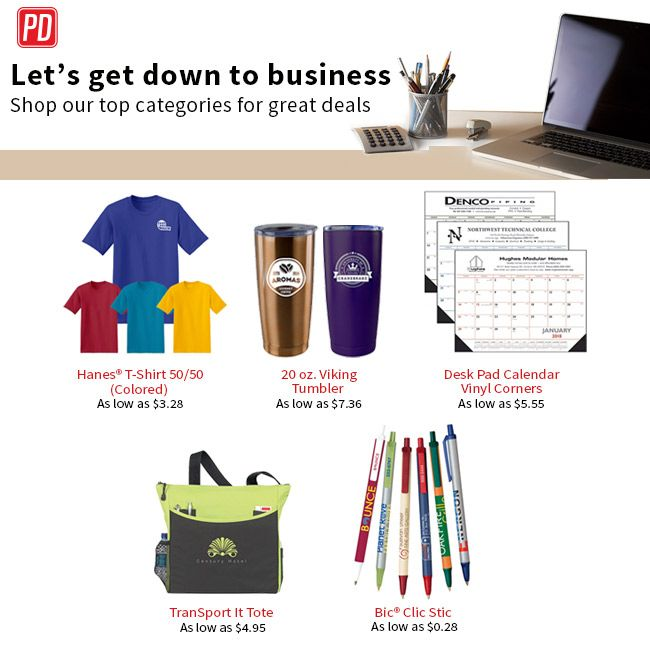 Top Rated Promotional Giveaways