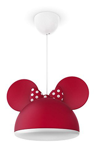 Lámpara colgante Philips Disney Minnie Mouse