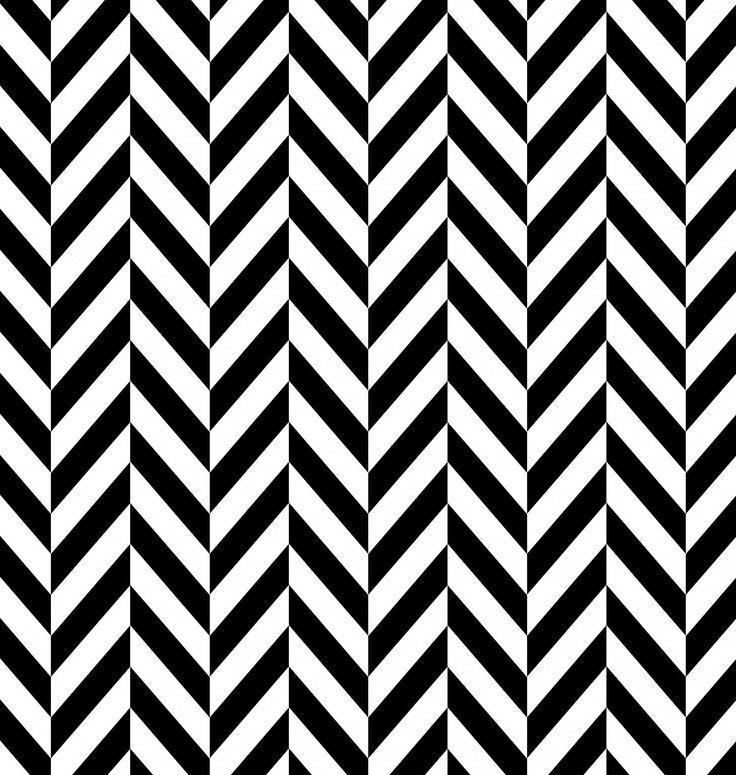 Die besten 25+ Tapete schwarz weiß Ideen auf Pinterest - wohnzimmer tapeten weis