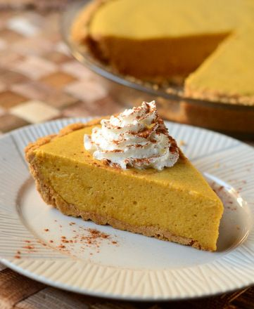 ideas about Pumpkin Chiffon Pie on Pinterest | Pie coconut, Pumpkin ...