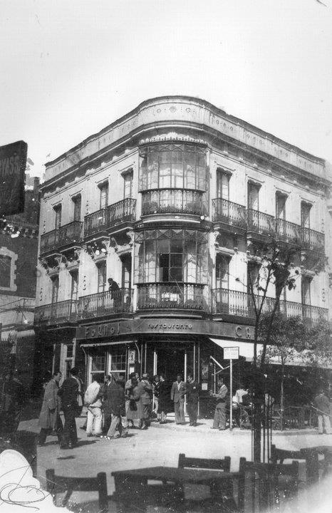 Calle Larga esquina Alameda El Banco