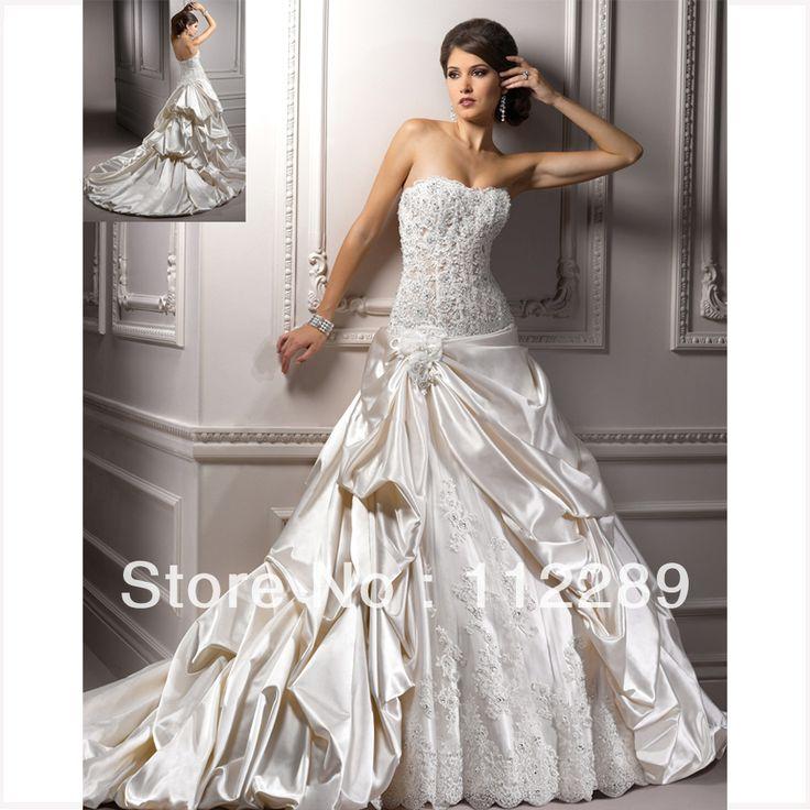 100+ Cheap Wedding Dress Canada - Women's Dresses for Wedding Guest Check more at http://www.dust-war.com/cheap-wedding-dress-canada/
