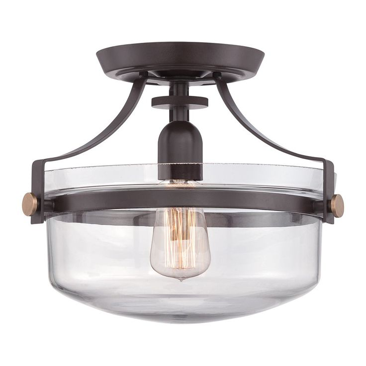 Shop Quoizel  UPPS1713 Uptown Penn Station Semi Flush Ceiling Light at ATG Stores. Browse our semi flush ceiling lights, all with free shipping and best price guaranteed.