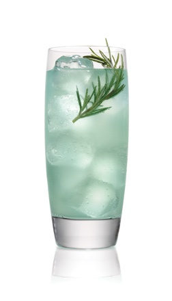 Green Cloud - Absinthe, rosemary simple syrup, lemon juice & ginger ...