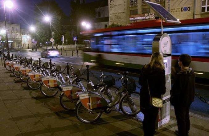 Lublin. Rower miejski niekoniecznie dla studenta