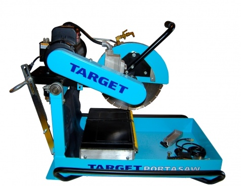 Target Husqvarna Portasaw Portable Masonry Saw For