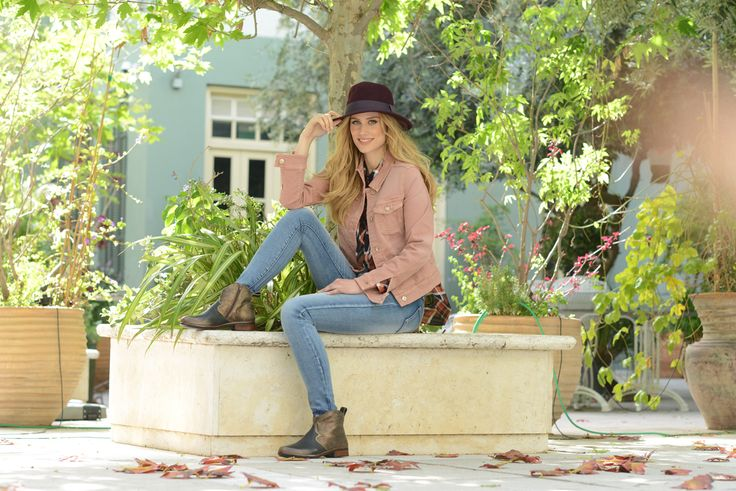 NAOT - SIROCCO Volcanic Brown Combo (Lifestyle Image) #NAOT #footwear #shoes #boots #orthoticfriendly #removableinnersole #fashion #comfort #bestseller #travel #takeaseat #style #country #israel #supermodel