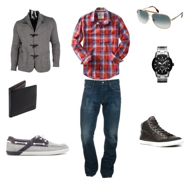 """""""oh boy"""" by barbaranecho on Polyvore featuring Aéropostale, AG Adriano Goldschmied, OBEY Clothing, Armani Exchange, Zara, Alexander McQueen, Dsquared2, men's fashion and menswear"""