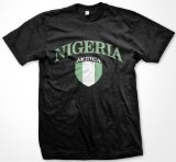 Nigeria Crest T-shirt, Nigerian Flag T-shirt, Small, Royal Blue - Nigeria Crest T-shirt, Nigerian Flag T-shirt, Small, Royal Blue  International Country T-shirts are the perfect way to route for your favorite country while at the game or on the field. Printed on fully machine washable Cotton/poly T-shirts.  List Price: $  12.95 Price: $ 12.95  Your browser... - http://nigeria.mycityportal.net/2013/01/nigeria-crest-t-shirt-nigerian-flag-t-shirt-small-royal-blue/