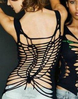 DIY Fashion: Beginner T-shirt Weaving
