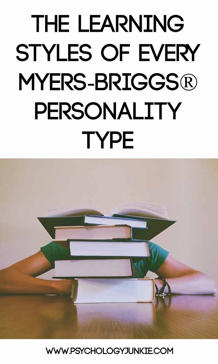 #MBTI Learning Styles
