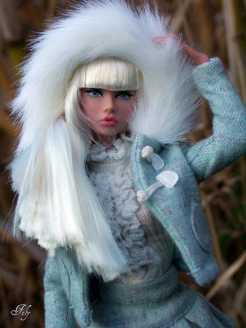Really Barbie Blue