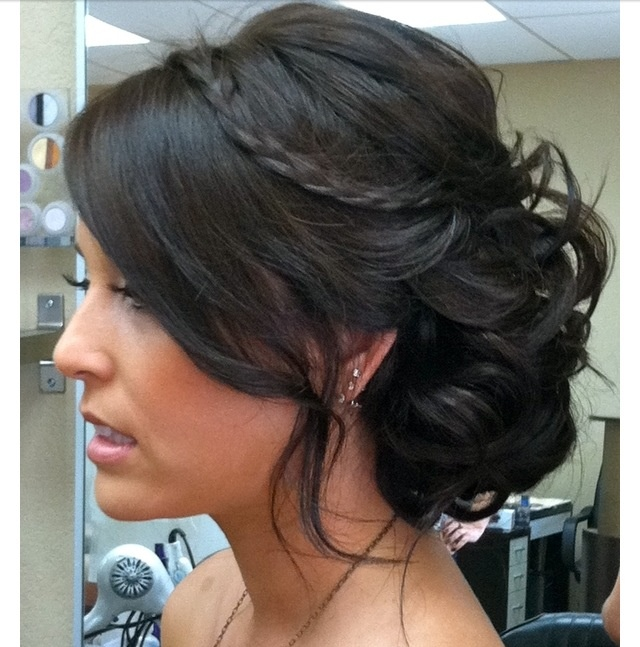 pinup hair style pin by delzotto on updo prom 6077