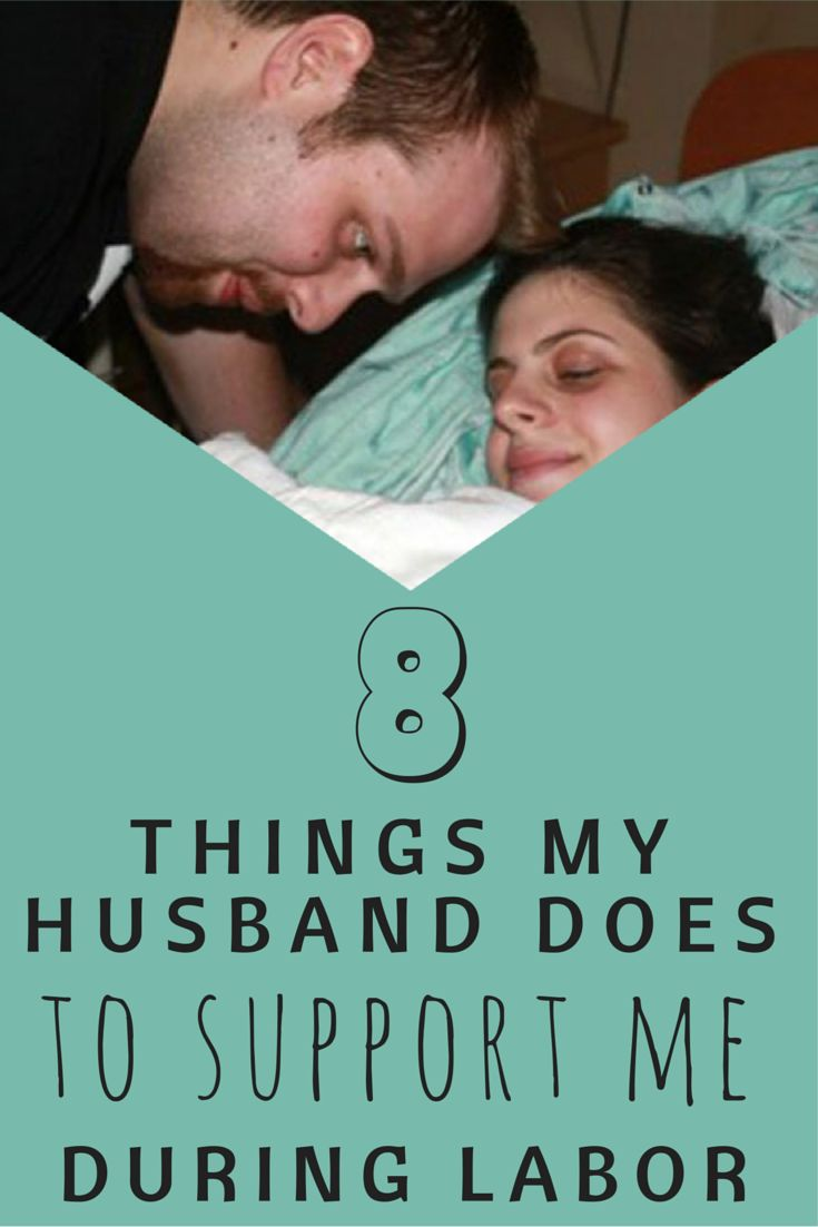 First and foremost, during labor my husband advocates for me. He knows our birth plan inside and out: my preferences, hopes, all the essentials. #labor #dadsrole #pregnancy #whattoexpect   whattoexpect.com