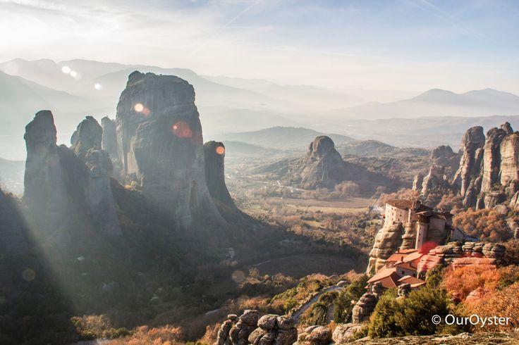 www.hostelmeteora.com Meteora Trikala, Greece Bokah in Meteora #travel #photography #greece
