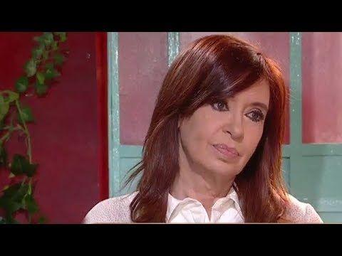 #CristinaKirchner con Rozín: Entrevista completa - Morfi
