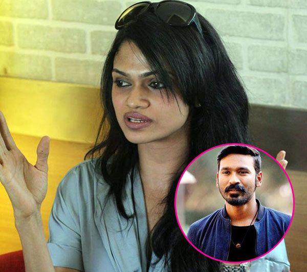 Why is singer Suchitra Karthik accusing Dhanush's team of rough handling? #FansnStars