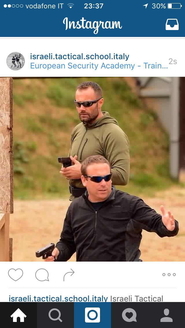 Israeli Tactical School Italy - The Best Counter Terror in Italy - Join Us!!! Info to: israeli.tactical.italy@gmail.com Web site: www.israelitactical.com #SecretService #training #shooting #tiroperativoisraeliano #closeprotection #italy @israelitactical @israelitactical @israelitacticalny @israeli_tactical_school
