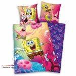 Obliečky Sponge Bob a Patrik 140/200