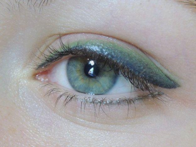 Татуаж глаз - голубые тени для голубоглазых ::: onelady.ru ::: #makeup #eyes #eyemakeup